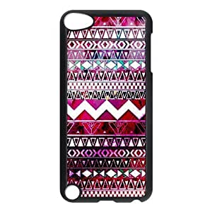 Aztec Tribal Pattern Personalized Cover Case for Ipod Touch 5,customized phone case ygtg536872