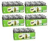 Ball Wide Mouth Quart Glass Jars 12 Pack | Freezer Safe (32 OZ - SET OF 5)