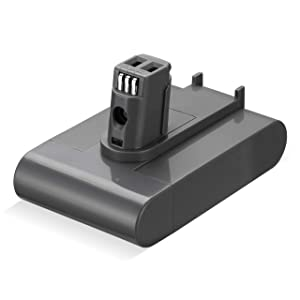 Dutyone 3500mAh 22.2V Dyson DC31 Replacement Battery Compatible with Dyson 22.2V Battery DC31 DC34 DC35 DC44 (Not Fit Type B, DC44 MK2) 917083-01 Handheld Vacuum