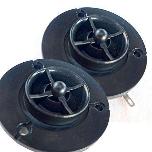 affordable Pair Horn Tweeter Replacement 4 BIC Acoustech PL 89II 66 28 980 28II FH-56 HT75