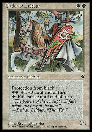 Magic: the Gathering - Order of Leitbur - Fallen - Ktz Buy