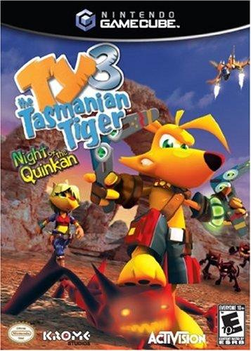 Ty, the Tasmanian Tiger 3: Night of the Quinkan
