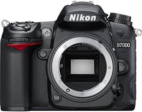 Nikon D7000 - Cámara réflex digital de 16.2 Mp (pantalla 3in ...