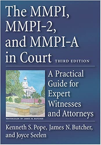 Amazon the mmpi mmpi 2 mmpi a in court a practical guide the mmpi mmpi 2 mmpi a in court a practical guide for expert witnesses and attorneys 3rd edition fandeluxe Image collections