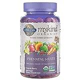 Garden of Life - mykind Organics Prenatal Gummy Vitamins, Organic Fruit + Vitamin Chews