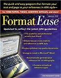 FormatEase, Version 3.0, Guildford Press Software Staff, 1572308028