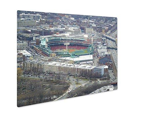 Ashley Giclee Metal Panel Print, Boston Fenway Park A Famous Landmark Boston Massachusetts April 3 2017, 8x10, - Place Copley 3