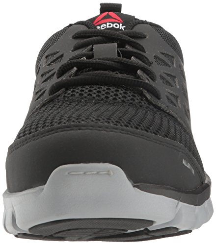 bc92fce0fcba Reebok Work Sublite Cushion Work RB041 Women s Alloy Toe Athletic Work Shoe   Amazon.co.uk  Shoes   Bags