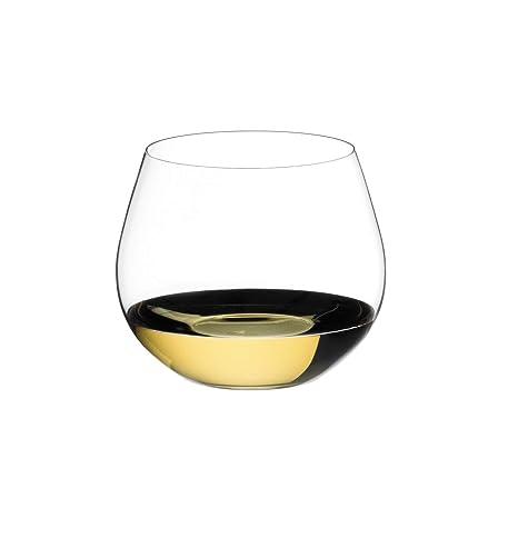 8dec2a89e90 Riedel O Wine Tumbler Oaked Chardonnay, Set of 2