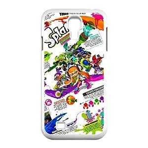 Hielo y Fuego E4J8Rc Funda Samsung Galaxy S4 9500 Funda la caja del teléfono celular blanco P0Y1PJ nuevo Diseño funda caja del teléfono