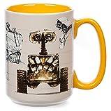 Disney Parks WALL-E Art of Pixar Mug