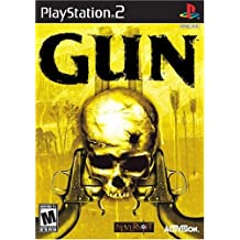 Ps2 Gun Original Completo Americano Black Label
