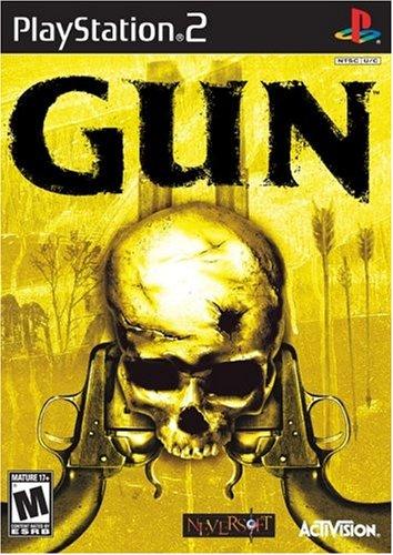 Gun - PlayStation 2 (Best Ps2 Adventure Games)
