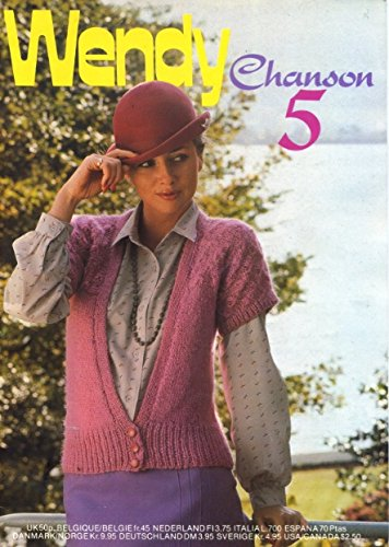 Wendy Chanson 5 (Knit Sweaters & Vests for the (Fair Isle Yoke Cardigan)