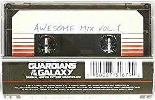 Guardians Of The Galaxy: Awesome Mix Vol. 1 [Cassette] by Soundtrack (B00Q5F3AN8) | Amazon Products