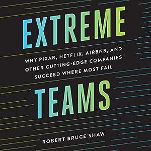 Extreme Teams Audiobook