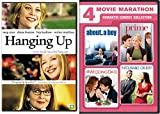 Romantic Comedy Marathon 5-Movie Collection - About a Boy, Prime, The Wedding Date, Intolerable Cruelty & Hanging Up 5-DVD Bundle