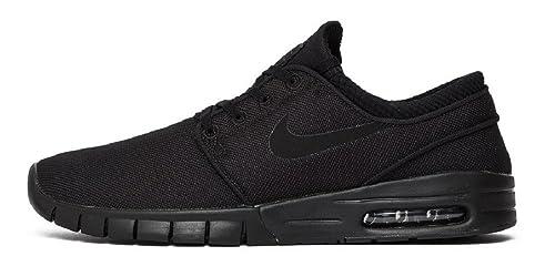 80c6cd669f8b85 Nike Men s Stefan Janoski Max Black Anthracite 008Sneakers - 5 D(M ...