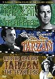 3 Classic Tarzan Films of Silver Screen