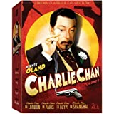 Charlie Chan Collection, Vol. 1 (Charlie Chan in London / Charlie Chan in Paris / Charlie Chan in Egypt / Charlie Chan in Sha