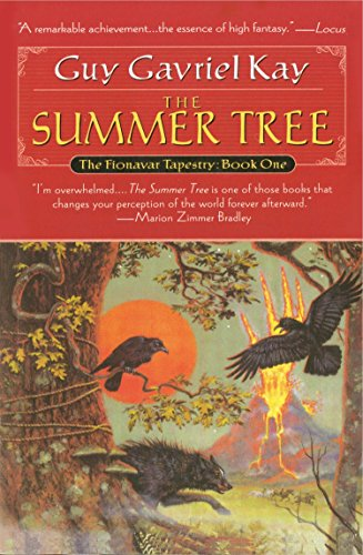 The Summer Tree (Fionavar Tapestry) by Ace
