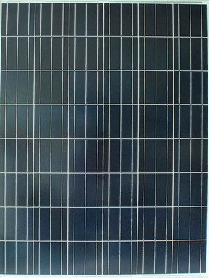 130w Watts Solar Panel,Poly, Good for Off Grid, Boats, Rv