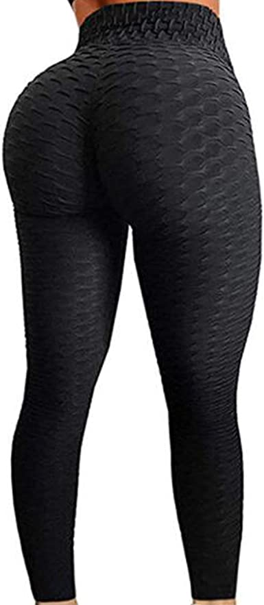 DUROFIT Po Push up leggings mit Handytasche Booty Leggings Scrunch Sportleggings Fitness Hose Yogahose Lifting Sport Tights Yoga Pants Laufhose Hohe Taille Sportstrumpfhosen Workout Training Gym
