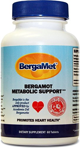 BergaMet Metabolic Heart Cholesterol Support product image