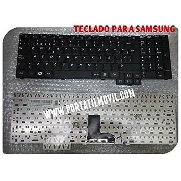 TECLADO PARA SAMSUNG R618 R620 R719 RV510 R530 R719 NP-R530 R523: Amazon.es: Electrónica