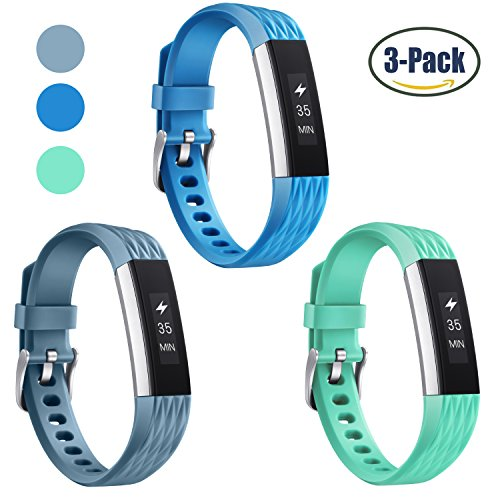 Konikit Unisex Fitbit Replacement Wristband