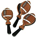 3 ~ Football Clappers / Clackers / Clakkers