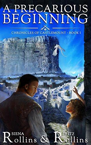 Precarious Beginning Chronicles Castlemount Book ebook product image