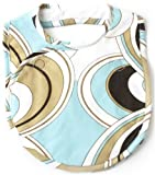 Amazon Price History for:Bebe Au Lait Double Bib, Sevilla (Discontinued by Manufacturer)