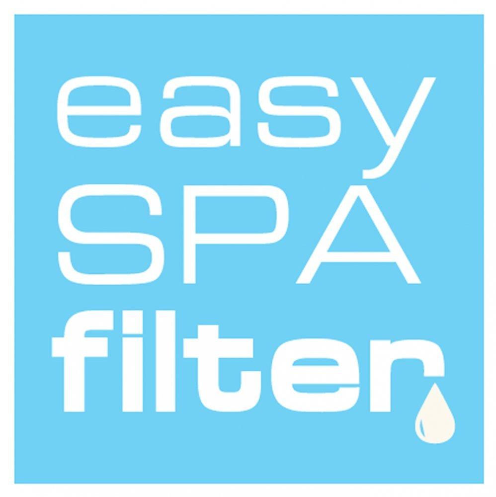 Bemerkenswert Wasserbettbedarf Dekoration Von Whirlpool Filter Lamllen Easy Spa Filter: Concept.co.uk: