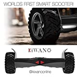 Kiwano The First Smart Advanced All Terrain Electric Scooter - Free Bag