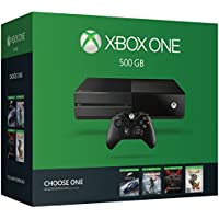 Xbox One 500GB Console - Name Your Game Bundle...