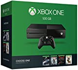 Cheap Xbox One 500GB Console – Name Your Game Bundle [Discontinued]