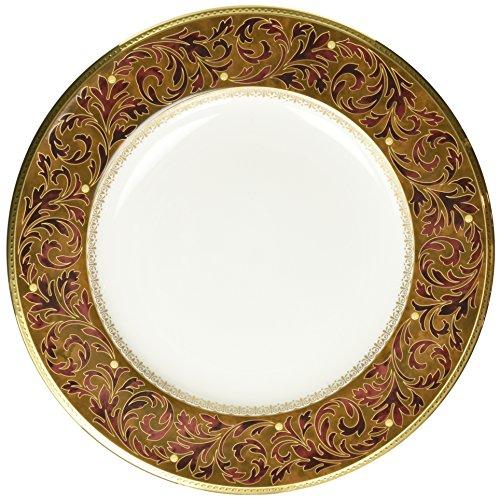 Xavier Gold Dinnerware - Noritake Xavier Gold Dinner Plate