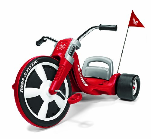 042385956473 - Radio Flyer Big Flyer (Discontinued by manufacturer) carousel main 0