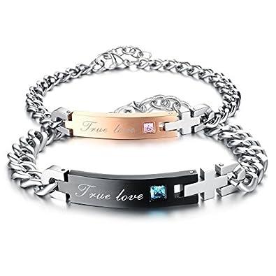 Bracelet paire homme femme