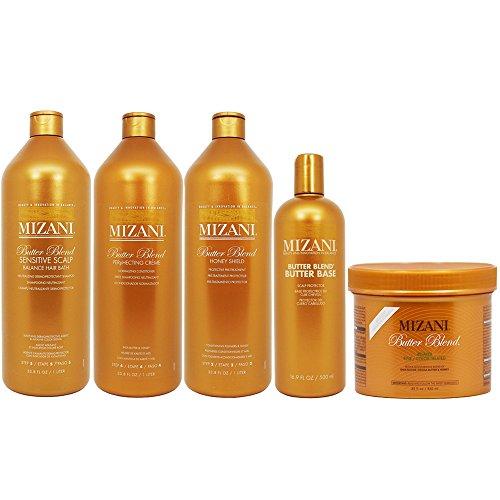Mizani Butter Blend Butter Blend HG Relaxer System I - Mizani Butter Base