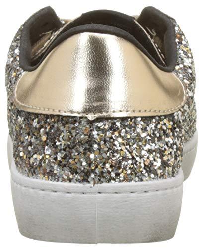 Victoria 170 Sneaker Contrast Rosa nue Deportivo Donna Glitter rWHqrn1