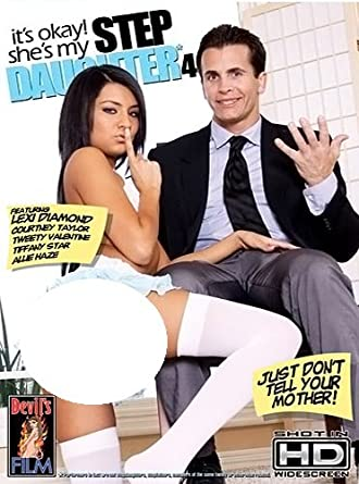 Shes My Step Daughter 4 Devils Hardcore Amazon Co Uk Lexi Diamond Courtney Taylor Dvd Blu Ray