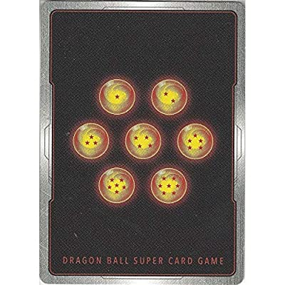 Dragon Ball Super The Crimson Saiyan Deck Series 4 Colossal Warfare: Toys & Games