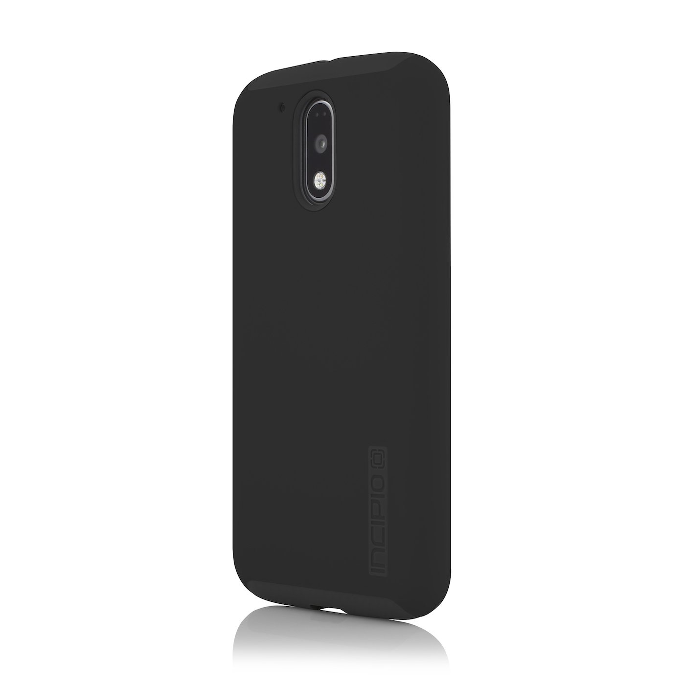 amazon com incipio dualpro for moto g4 g4 plus black black cell phones accessories