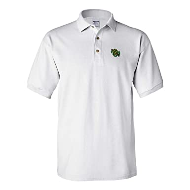 5a25229a97 Amazon.com: Polo Shirt Snake W/Tree Embroidery Animal Name Cotton ...