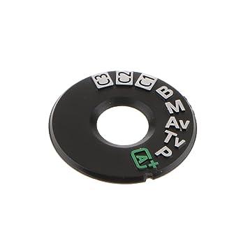 Paquete de 1 Dial de Cubierta de Placa de Tapa Reparación de Pieza ...