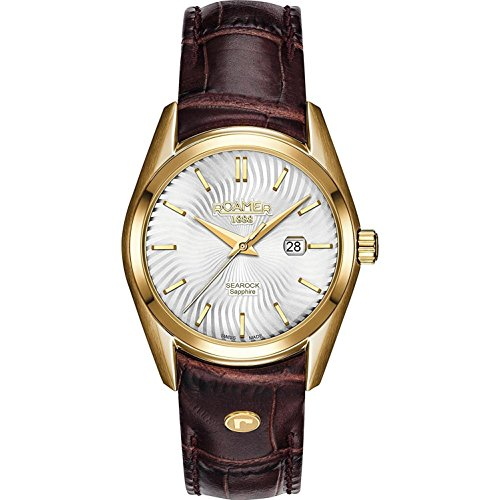 Roamer SEAROCK LADIES 34 MM 203844 48 15 02 Watch Swiss Made