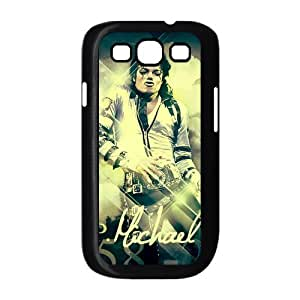 Custom Michael Jackson Back Cover Case for SamSung Galaxy S3 I9300 JNS3-053 by mcsharks