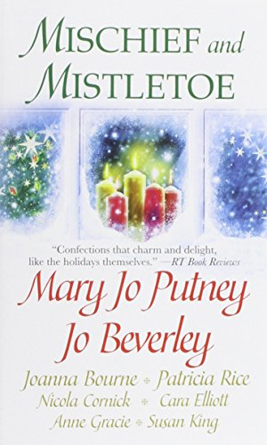 Mischief and Mistletoe (Joanna Bourne)